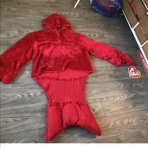 Halloween Adult Lobster Halloween Costume Homemade